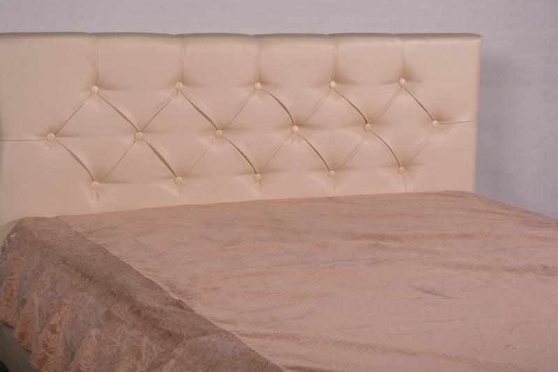 """Декоративная кровать """"Лаура"""" с подъемным механизмом, без ящика"""